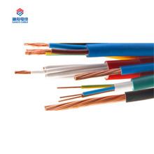 600V Pvc Cover Solid /Strand Electrical TW/THW 10 awg Copper Wire Cable