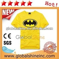 high quality round collar korea style t shirt