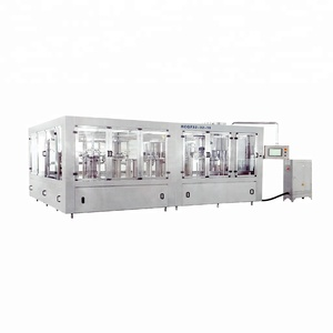 Gold Supplier Automatic Ice Tea Processing / Making Machine / Plant Hot Filling for PET Bottle Zhangjiagang