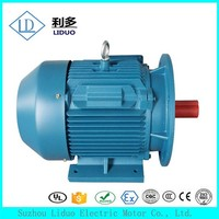 YX3-80M1-2 three phase 1hp light weight ac induction motor