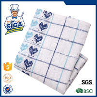 Mr.SIGA new product hot sale cleaning cloth 100% cotton terry blanket