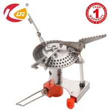 Klte Outdoor Mini Portable Camping Gas Stove