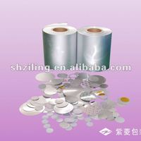 Aluminum Foil Induction Seal Liner Aluminum
