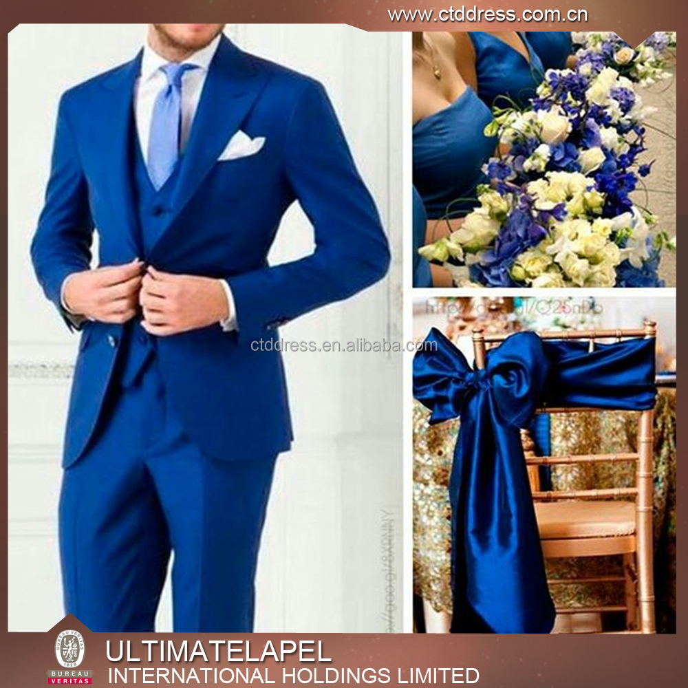Customized design mens groom wedding suit for man