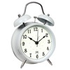 antique metal table clock/ alarm clock guangzhou/