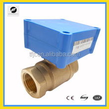 1.0 series motorized valve for solar thermal,under-floor,rain water,irrigation,plumbing service
