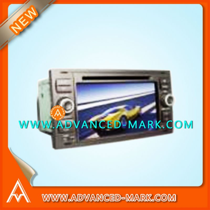 "Replace For Ford FOCUS 06 Car DVD GPS,6.5 "" TFT Touch Screen With USB/A2DP/3D Menu Player ,With a Map.All Brand New~"