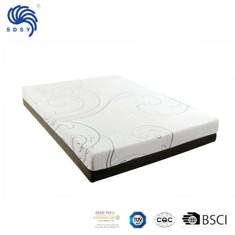 NEW Memory Foam Mattress Thick Thin Folding Aloe Vera Memory Foam Mattress Topper