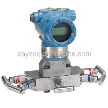 differential 3051 pressure transmitter