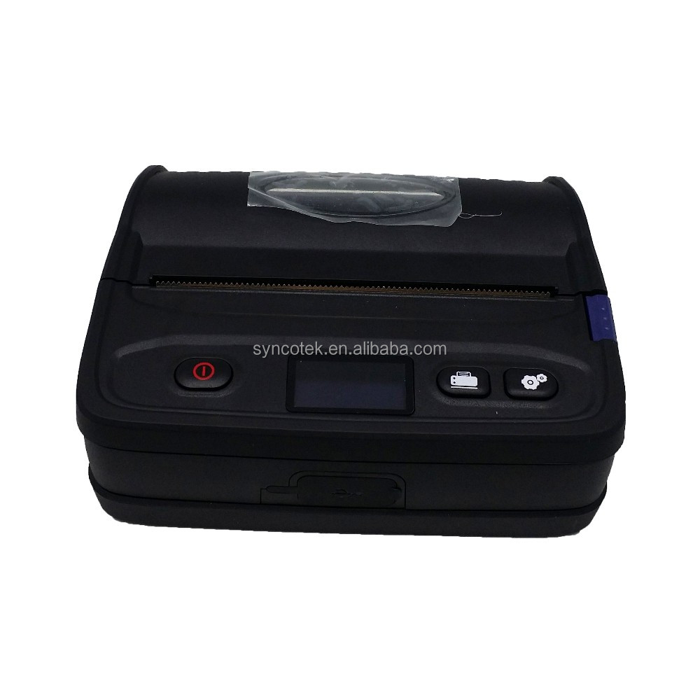 4'' mobile printer direct thermal receipt & label printers for warehouse ERP system sp-l51