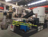 plastic recycled film granulator/pellets machine sale