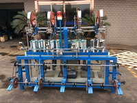 16 spindle braiding machine with take-up device