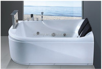 China new design dog grooming bathtub massage bathtub
