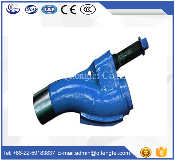 CIFA/Sany/Zoomlion/Sermac concrete pump spare parts S Valve