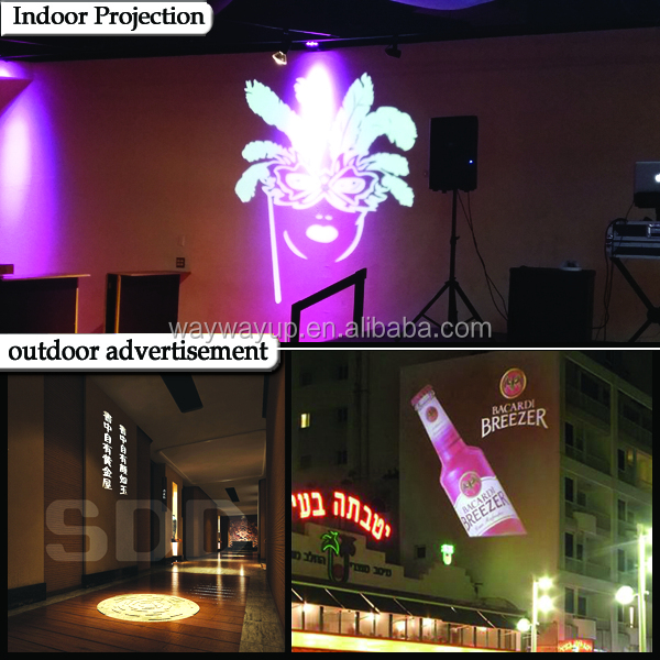 2015 New 5000lumens Led Projector For indoor led projector LED40
