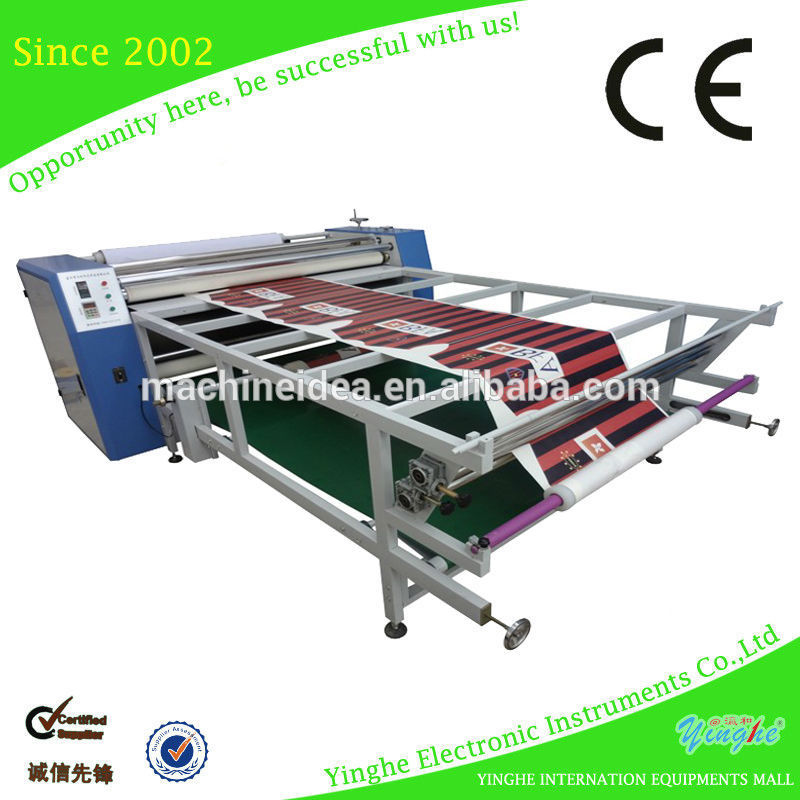For Customized large format heat press for cloth garments