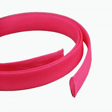 Wholesale PET Expandable Braided cable sleeve for computer cable
