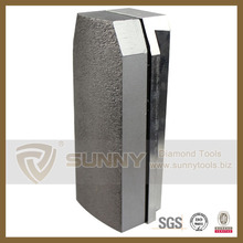 Good quality diamond fickert abrasive polishing blocks for sale