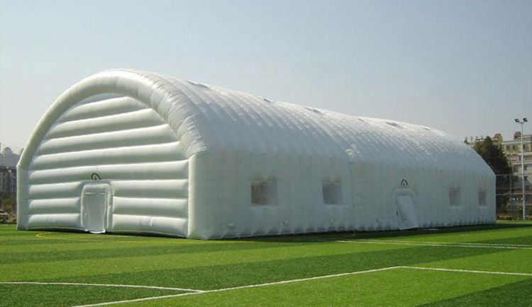 inflatable tennis court covering Customized Shape Large Inflatable Tent for Outdoor Advertising