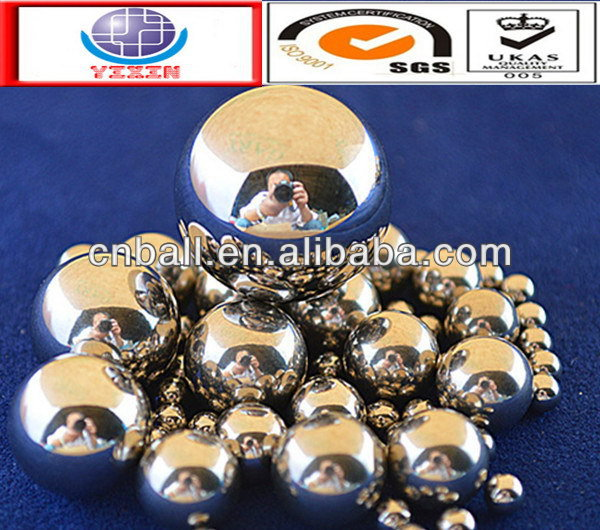 High-quality 6.35mm 9.525mm 10mm 12.7mm 1/2 SS304 stainless steel <strong>balls</strong>
