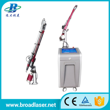 Customized yag laser, birthmarks removal, professional nd yag laser tattoo