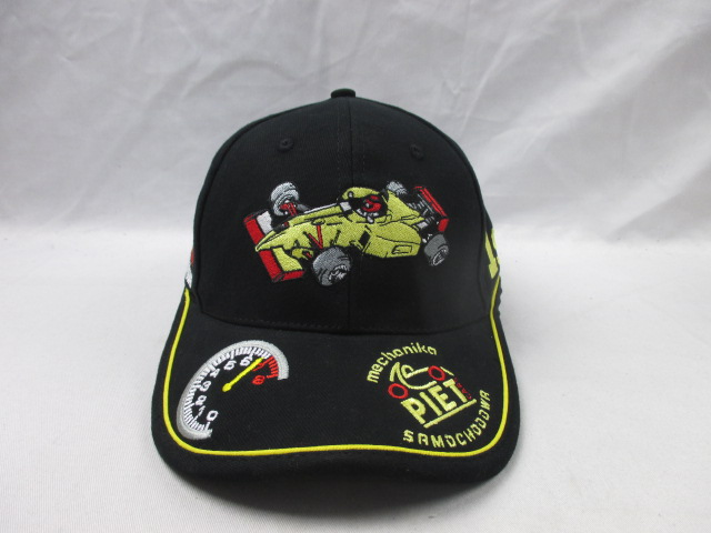 RACING car prommotional baseball cap for POLAND