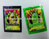 scooby snax second generation spice bags/scooby snax SD herbal incense bags 4g.10g