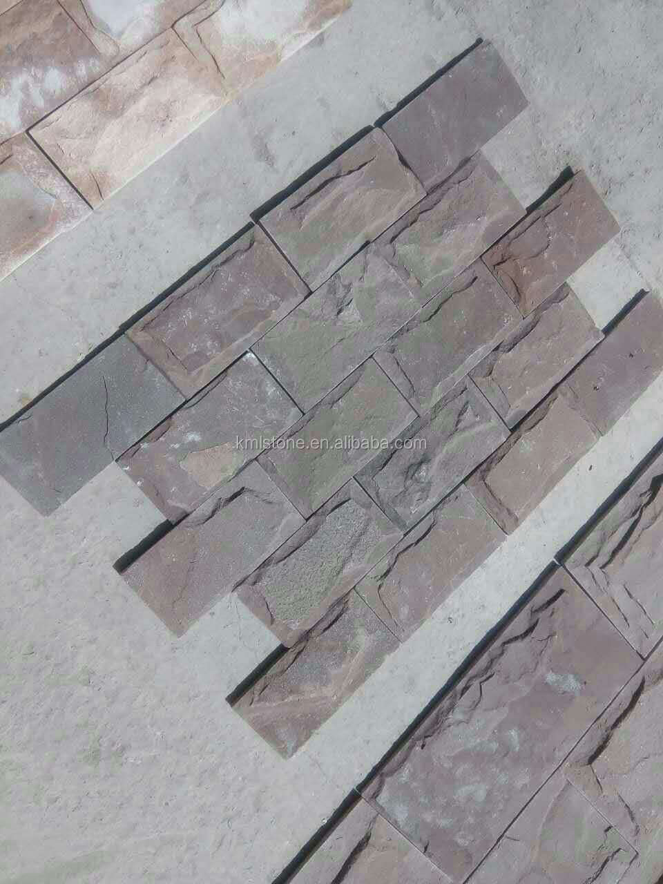 China Purple Violet Slate Roof