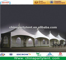 Outdoor commercial gazebo garden tent party marquee