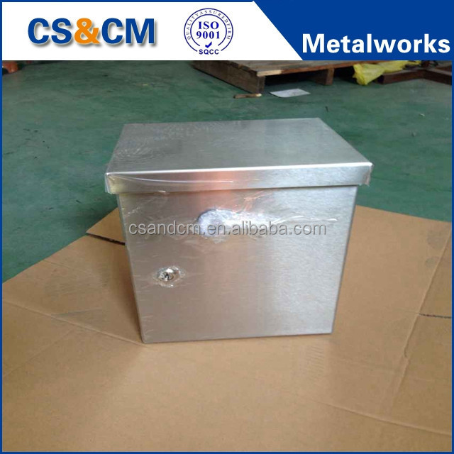 stainless steel weatherproof electrical enclosures, Various Specifications Electrical Cabinet