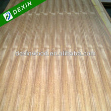 Beautiful Veneer Fancy Plywood/Tiger Plywood