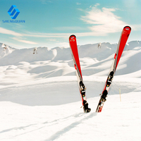 Hot sale high quality custom adult snowboard twin tip Ski