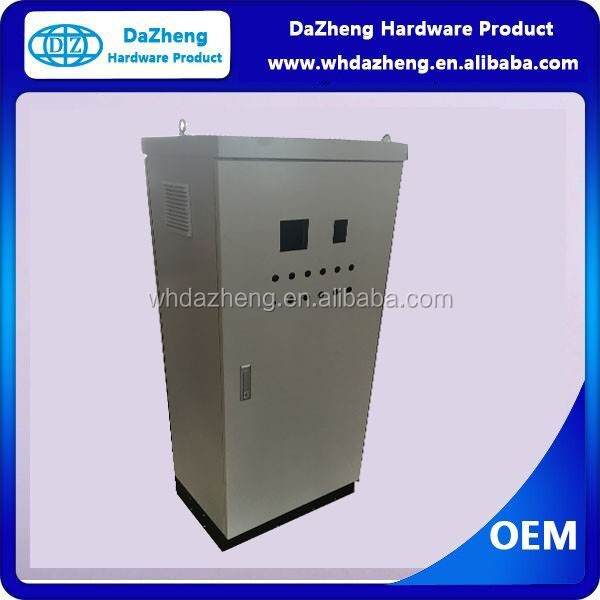 Electronic Enclosure OEM/ODM Sheet Metal Standing Cabinet