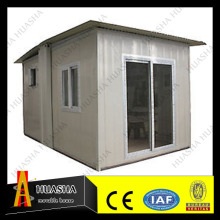 Cheap ready made pvc prefabricated house design