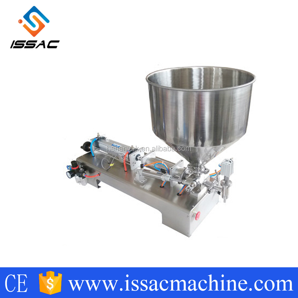 IS-G1WG 2017 popular new style semi automatic manual liquid sachet filling machine for sale