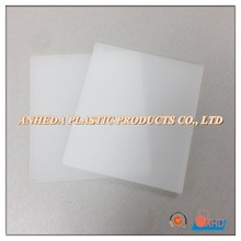 Extruded Thickness 1mm 2mm PE Plastic Sheet