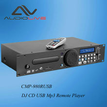 CMP-980RUSB New Professional portable DJ USB CD Player