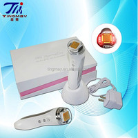 Portable thermagic machine for home use