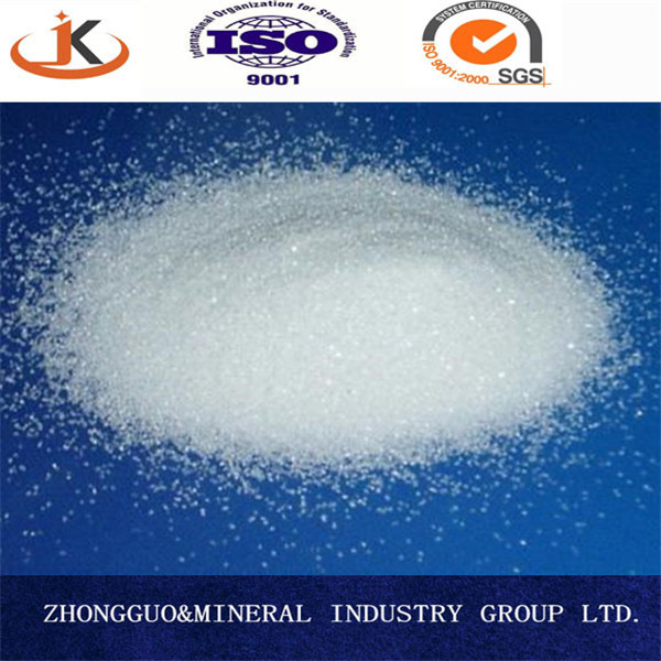 Brown/white fused alumina powder for refractory
