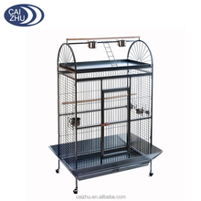 Large Metal Parrot Bird Cage Parrots Perch Aviary Birds Enclosure Parakeet Sale