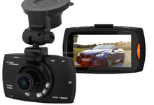 "Lowest price Night Vision G-sensor 1080p car dvr 2.7"" lcd car dvr camera g30"