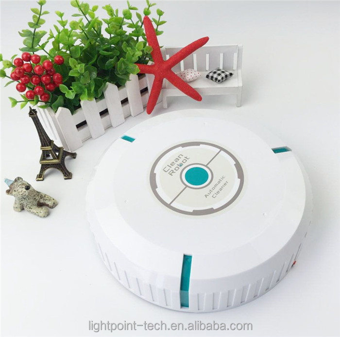 home sweeping robot collecting dust automatic sensing device smart vacuum cleaning robot