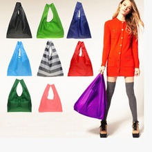 Korean Cute Foldable Bag Handbag Shopping Tote Shopping Bag