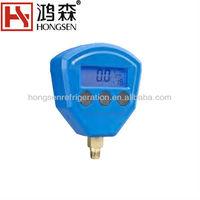 Digital Refrigeration Pressure Meter Low Pressure Gauge