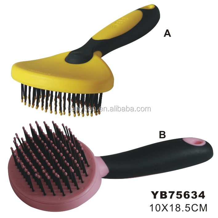 pet products pet brush dog grooming products-YB75634