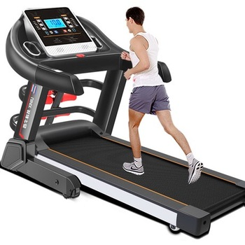 Home Gym Treadmill Running Machine Foldable Manual Electric Walking Fitness Treadmill