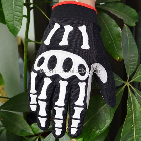 hand protected cool motorcycle racing motorbike gloves