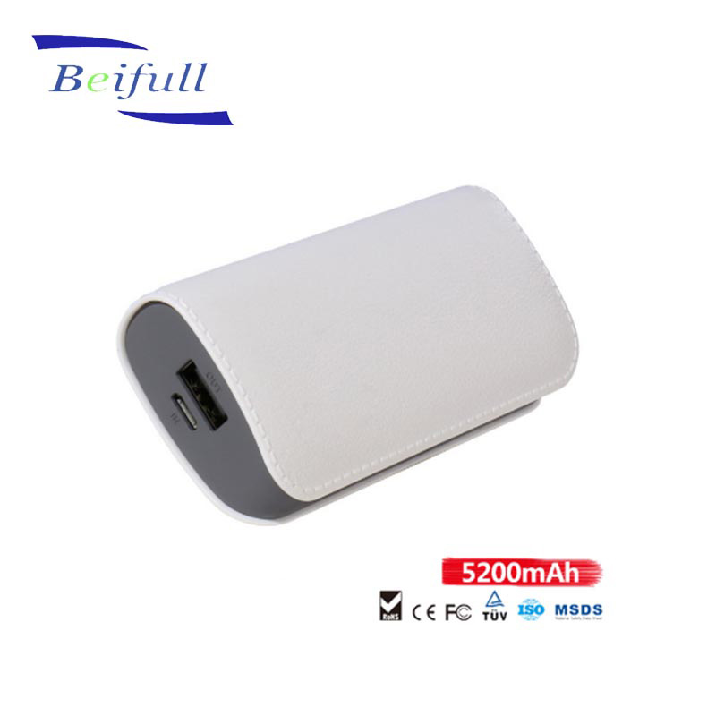 Universal 18650 <strong>battery</strong> 5200 mah emergency power bank 2017