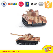 Cool and New Simulation military toys 5 channels plastic RC army tank toys with light