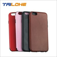 Protective phone case for iPhone 6 leather